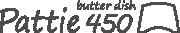 パティ450バターケース