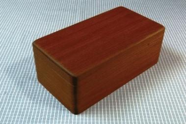 トゥルー バターケース 木製
